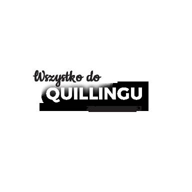 Materiały do quillingu